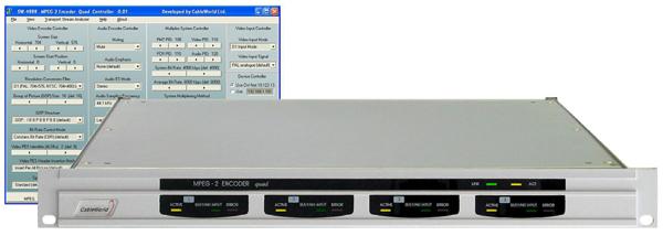 CW-4987 MPEG-2 Encoder