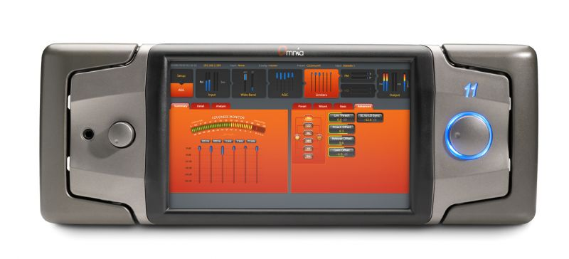 Omnia.11 FMHD Multi-Band Audio Processor